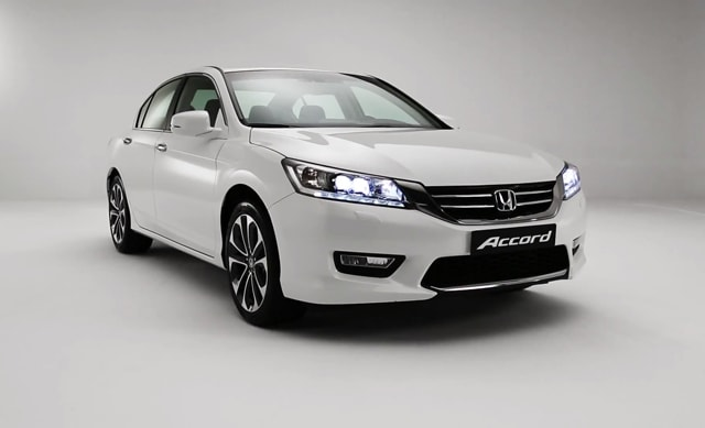 Шумоизоляция Honda Accord 9